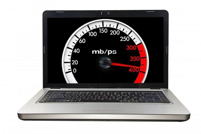 パソコンの動作スピード